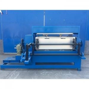 China 1000 - 3500 Pcs / H Paper Pulp Egg Tray Machine , Full Automatic Egg Tray Making Machine on sale