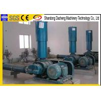 Roots Pneumatic Blowers For Sand Hauling , Powder Conveying Vacuum Roots Blower