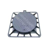 Wholesale class b125 grey casting ductile iron fire hydrant Green Sand Block Paving Drain covers from china suppliers