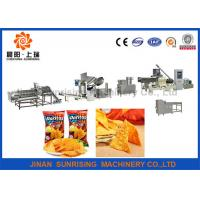 Wholesale Silver Color Stainless Steel Snack Production Line With Performance Simens Motor from china suppliers