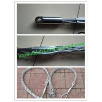 Wholesale Stainless steel cable snakes,Single head-single strand Pulling grip from china suppliers