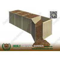 recoverable hesco barriers China Exporter
