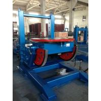 China Electric Lifting Welding Turn Table , Schneider Electric Controls System Rotating Welding Table on sale