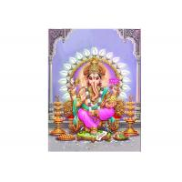 Wholesale Custom India God Lenticular 3d Pictures Decorative Geneisha Image from china suppliers