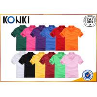 Wholesale Colorful Custom Printed Polo Shirts , Personalized Polo Shirts For Women from china suppliers