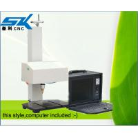 Wholesale Desktop dot peen marking machine for all kinds of metal from china suppliers