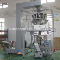 Automated Packing Machine , Vertical Form Fill Seal Packaging Machine For Pecan