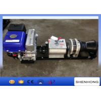 China YAMAHA Gas Engine Powered Winch / Cable Pulling Winch 5T Load Capacity on sale