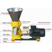 Buy cheap KL120 small corn grass animal feed poultry feed pellet mills making machine from wholesalers