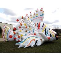 Wholesale Attractive Inflatable Advertising Products Outdoor Inflatable Fish from china suppliers