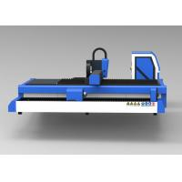 Buy cheap Automatic Sheet Metal Laser Cutting Machine , Industrial Laser Cutter For Metal from wholesalers