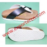 Wholesale Men Cork Sandal(SDR-021) from china suppliers