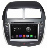 Wholesale Ouchuangbo Auto Multimedia Capacitive Android 4.4 for Mitsubishi ASX 2010-2012 DVD Audio 3 from china suppliers