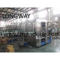 Wholesale 3 In 1 Monoblock Automatic Fruit Juice Making Production Line With Best Price from china suppliers