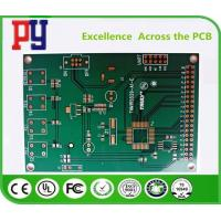 Wholesale Fr4 Base Material Double Sided PCB Board 1.6MM Thickness Lead Free Surface Finishing from china suppliers