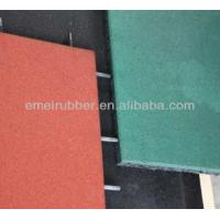 Wholesale play sports rubber floor tiles paver for sale from china suppliers