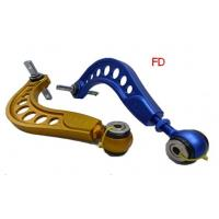 Wholesale Adjustable Civic 06 Fd / Si 6061  Bend Rear Lower Control Arms / Rear Camber Kit from china suppliers