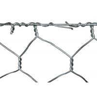 China Hexagonal Hot Dip Galvanized Gabion Cages For Retaining Wall , Water Retaining for sale