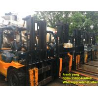 Wholesale 7fd50 Used Diesel Forklift Truck , Second Hand Toyota 5 Ton Forklift from china suppliers