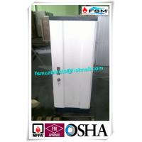 Wholesale White Anti Magnetic Cabinets Fireproof , Secure Filing Cabinet 6 Drawer For CD Storage from china suppliers