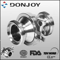 Body Clamp Connection Hydraulic Cylinder Check Valve , Check Valve Hydraulic