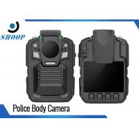 Quality 1296P / 1080P Full HD Police Wearing Body Cameras 33MP CMOS Sensor for sale