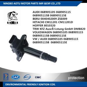 China Car Ignition Coil unit for AUDI 06B905105 06B905115 BERU 0040402009 HITACHI CM11201 VW / AUDI 06B905105 ignition parts on sale