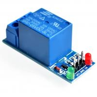 Wholesale 1 Channel 5V Relay Module Low level for SCM Household Appliance Control FREE SHIPPING For from china suppliers