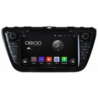 Wholesale Ouchuangbo Auto GPS Navigation DVD Multimedia Kia for Suzuki SX4 /S Cross 2014 Pure Android 4.4 System OCB-8073D from china suppliers