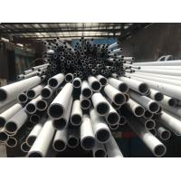 Wholesale Bright Annealed Surface Stainless Steel Seamless Pipe 100% ET / HT / UT from china suppliers
