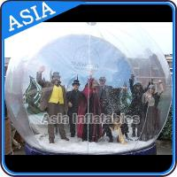 Airblown yard inflatable bubble tent decoration inflatable christmas