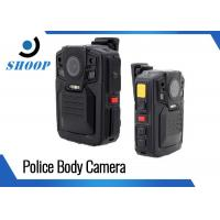 Wholesale 140 Degree Wide Angle Audio Detection Police Body Cameras with Night Vision from china suppliers