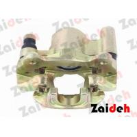 Quality OEM 47750-12550 / 47730-12550 Toyota Corolla Brake Calipers for Rear Disc , Yellow for sale