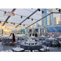 Wholesale Waterproof Outdoor Event Tents Large Capacity 300 Guest Transparent from china suppliers