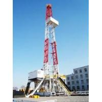 Wholesale Drilling Rig Mast / Drilling Rig Derrick For Oil Drilling To API Standard from china suppliers