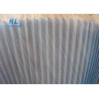 Wholesale Good Flexibility Plisse Fly Screen , Smooth Sliding Retractable Fly Screens from china suppliers