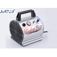 Wholesale Small Mini Air Compressor For Airbrushing Auto Start / Stop Fuction For 0.2-0.5mm Nozzle from china suppliers