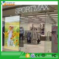 Buy cheap P5 transparent Glass Ultra Thin Indoor Full Color High Led display from Wholesalers