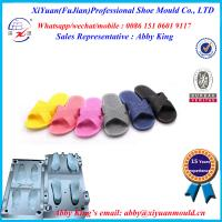 Wholesale Customized Injection EVA/PVC slipper lover mould maker in China from china suppliers