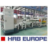 Wholesale HRB-1600MM 2 Ply Single Facer Corrugated Paperboard Production Line / Carton Box Packaging Machine from china suppliers