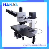 China HANDA Industrial Inspection Infinity Corrected Large Platform Metallurgical Microscope for sale