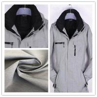 Buy cheap High F Water Repellent Outdoor Fabric , Moisture Permeability Waterproof Jacket from wholesalers