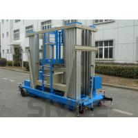 Quality Motor Driven 22 M Mobile Elevating Work Platform For Window Cleaning for sale