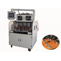 Wholesale Four Heads Full Automatic Stator Winding Machine CNC Displayer 0.2 -1.0 MM Wire Diameter from china suppliers