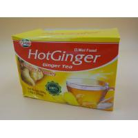 Wholesale Soft Honey Tea Ginger Instant Drink Powder Particle Calorie Free 10 G * 20 Pcs from china suppliers