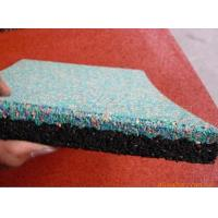 Wholesale Indoor EPDM Rubber Gym Floor Tiles Colorful with High Flexibility from china suppliers