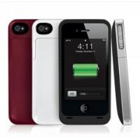 Wholesale 2000mAh Lithium-ion Polymer External Backup Mophie Battery Plus for iphone from china suppliers