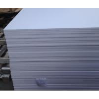 Wholesale Anti Aging UV Resistant PVC Sheet , Construction Wall Cladding PVC Sheet from china suppliers