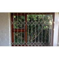 Quality Durable Grey Aluminium Security Doors With Alloy Temper 6063 T5 for sale