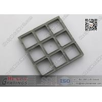 Wholesale Grey Color 38X38mm Fiberglass Grating from china suppliers